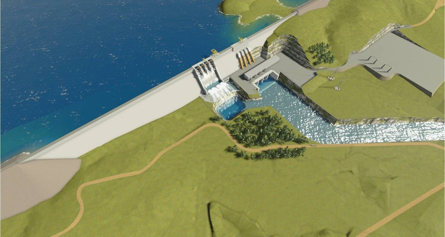 3050 MW Mambila Hydro-Electric Project