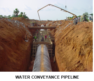 Gurara Pipeline & Tunnel Project