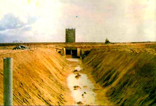 Kampe River Irrigation Scheme Phase III