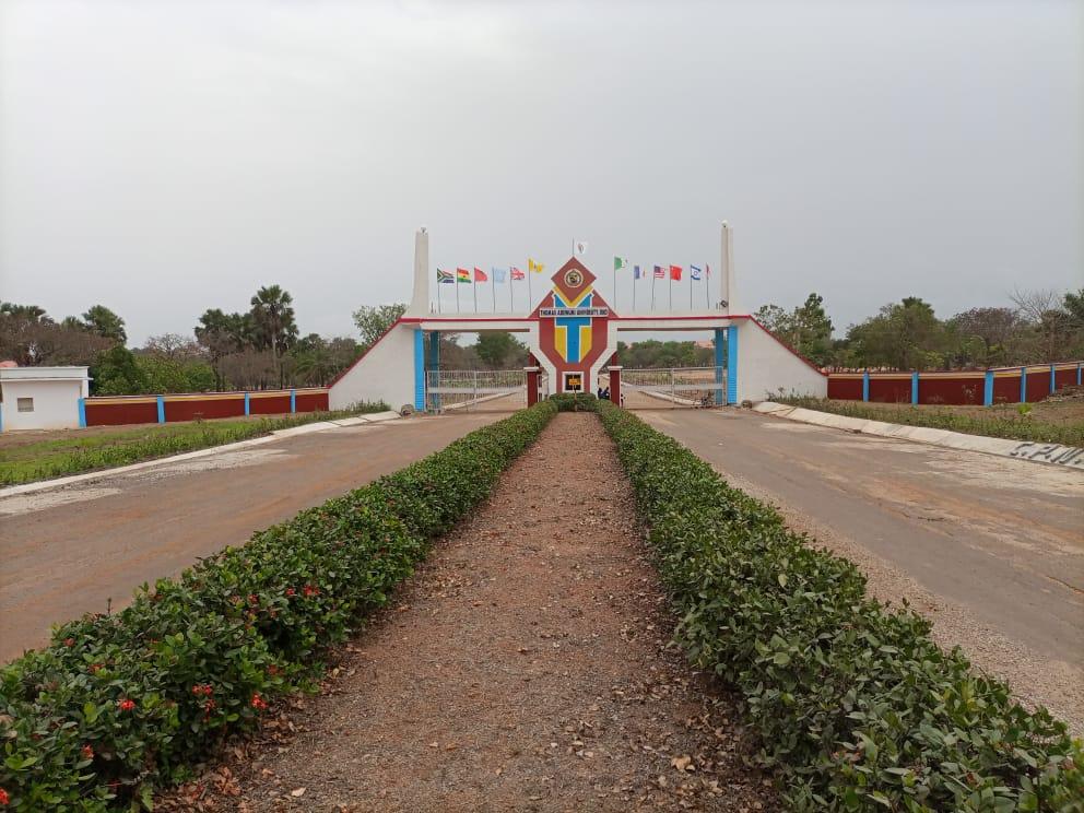 Thomas Adewumi University